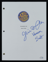 "Julie Dawn Cole Signed ""Willy Wonka & The Chocolate Factory"" Movie Script Inscribed ""Veruca Salt"" (ACOA COA) (See Description) at PristineAuction.com"