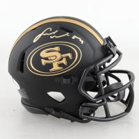 Fred Warner Signed 49ers Eclipse Alternate Speed Mini Helmet (Beckett COA) (See Description) at PristineAuction.com
