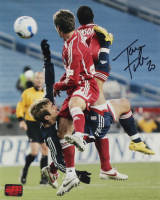 Taylor Twellman Signed Revolution 8x10 Photo (YSMS COA) at PristineAuction.com