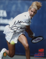 Monica Seles Signed 8x10 Photo (YSMS COA) at PristineAuction.com