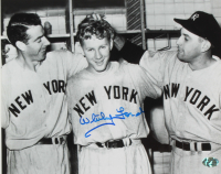 Whitey Ford Signed Yankees 8x10 Photo (YSMS COA) at PristineAuction.com