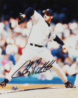 Andy Pettitte Signed Yankees 8x10 Photo (YSMS COA) (See Description) at PristineAuction.com