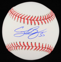 Cody Bellinger Signed OML Baseball (MLB Hologram) at PristineAuction.com