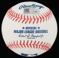Cody Bellinger Signed OML Baseball (MLB Hologram) at PristineAuction.com