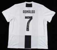 Cristiano Ronaldo Signed Juventus Jersey (Beckett COA) at PristineAuction.com