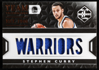 Stephen Curry 2015-16 Limited Team Trademarks #10 at PristineAuction.com