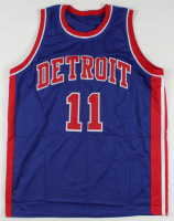 Isiah Thomas Signed Jersey (Beckett COA) at PristineAuction.com