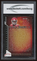 Patrick Mahomes 2019 SAGE Aspire Silver #ASPPM1 (BCCG 10) at PristineAuction.com