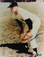 Hank Bauer Signed Yankees 8x10 Photo (YSMS COA) at PristineAuction.com