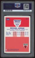 Michael Jordan 1996-97 Ultra Decade of Excellence #U4 (PSA 9) at PristineAuction.com