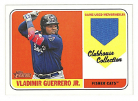2018 Topps Heritage Minor League Baseball Hobby Box with (18) Packs at PristineAuction.com