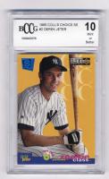Derek Jeter 1995 Collector's Choice SE #2 (BCCG 10) at PristineAuction.com