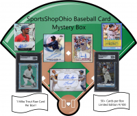SportsShopOhio Baseball Card Mystery Box (Graded Card Edition) at PristineAuction.com