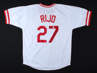 Jose Rijo Signed Jersey (JSA COA) at PristineAuction.com