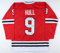 "Bobby Hull Signed Jersey Inscribed ""The Golden Jet"" & ""HOF 1983"" (JSA COA) at PristineAuction.com"