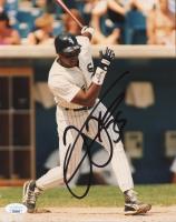 Frank Thomas Signed White Sox 8x10 Photo (JSA COA) at PristineAuction.com