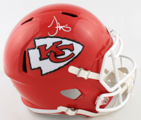 Tyreek Hill Signed Chiefs Full-Size Speed Helmet (Beckett COA) (See Description) at PristineAuction.com