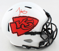 Tyreek Hill Signed Chiefs Full-Size Lunar Eclipse Alternate Speed Helmet (Beckett COA) at PristineAuction.com