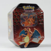Pokemon TCG: Sun & Moon Hidden Fates Collector's Tin - Charizard at PristineAuction.com