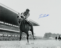 Ron Turcotte Signed 16x20 Photo (JSA COA) at PristineAuction.com