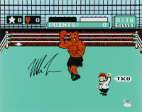 """Mike Tyson Signed """"Punch-Out!!"""" 16x20 Photo (JSA COA & Fiterman Sports Hologram) at PristineAuction.com"""