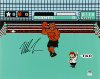 "Mike Tyson Signed ""Punch-Out!!"" 16x20 Photo (JSA COA & Fiterman Sports Hologram) at PristineAuction.com"