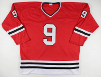 """Bobby Hull Signed Jersey Inscribed """"HOF 1983"""" (Hull Hologram) at PristineAuction.com"""