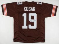 Bernie Kosar Signed Jersey (JSA COA) at PristineAuction.com
