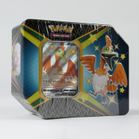 Pokémon TCG: Shining Fates Tin - Cramorant V at PristineAuction.com