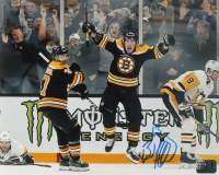 Brad Marchand Signed Bruins 8x10 Photo (Marchand Hologram) at PristineAuction.com