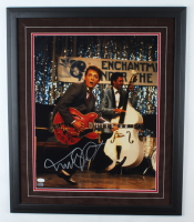 "Michael J. Fox Signed ""Back To The Future"" 22x26 Custom Framed Photo (JSA COA) at PristineAuction.com"