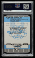 Ken Griffey Jr. 1989 Fleer Glossy #548 (PSA 9) at PristineAuction.com