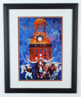 Kacy Clemens, Kody Clemens & Roger Clemens Signed Texas Longhorns 18.5x23 Custom Framed Photo Display (TriStar Hologram) at PristineAuction.com