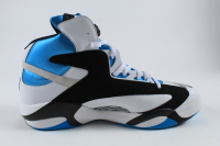 Shaquille O'Neal Signed Size 22 Reebok The Pump Game Model Shoe (Fanatics Hologram) at PristineAuction.com