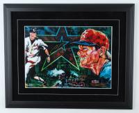 Craig Biggio Signed Astros 19x23 Custom Framed Photo Display (TriStar Hologram) at PristineAuction.com