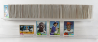 1981 Topps Complete Set of (528) Football Cards with #240 Nolan Ryan, #347 Harold Baines, #261 Rickey Henderson at PristineAuction.com