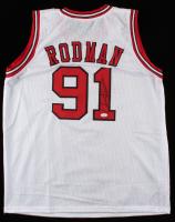 Dennis Rodman Signed Jersey (JSA COA) at PristineAuction.com