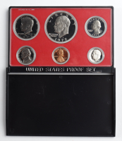 1977-S United States Mint Proof Set (See Description) at PristineAuction.com
