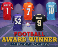 Schwartz Sports Football Award Winner Signed Jersey Mystery Box – Series 2 (Limited to 100) at PristineAuction.com