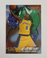 Kobe Bryant 1996-97 Fleer Lucky 13 #13 at PristineAuction.com