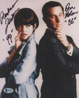 "Don Adams & Barbara Feldon Signed ""Get Smart"" 8x10 Photo Inscribed ""99"" & ""86"" (Beckett COA) at PristineAuction.com"