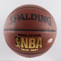 Giannis Antetokounmpo Signed NBA Basketball (Beckett COA) at PristineAuction.com