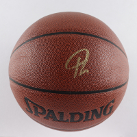 Giannis Antetokounmpo Signed NBA Basketball (Beckett COA) at PristineAuction.com