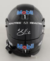 Kevin Harvick Signed NASCAR Mobil 1 Full-Size Helmet (PA COA) (See Description) at PristineAuction.com