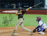 Fernando Tatis Jr. Signed Padres 11x14 Photo (Beckett COA) at PristineAuction.com