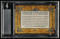 Bill Clinton 2015 Leaf Executive Collection Cut Signature Masterpiece at PristineAuction.com