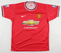 Wayne Rooney Signed Manchester United Jersey (Beckett COA) at PristineAuction.com