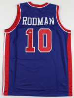 Dennis Rodman Signed Jersey (Beckett COA) at PristineAuction.com