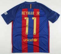 Neymar Signed FC Barcelona Jersey (Beckett LOA) at PristineAuction.com