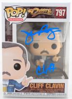"John Ratzenberger Signed ""Cheers"" #797 Cliff Clavin Funko Pop! Vinyl Figure Inscribed ""Cliff"" (Beckett Hologram) at PristineAuction.com"